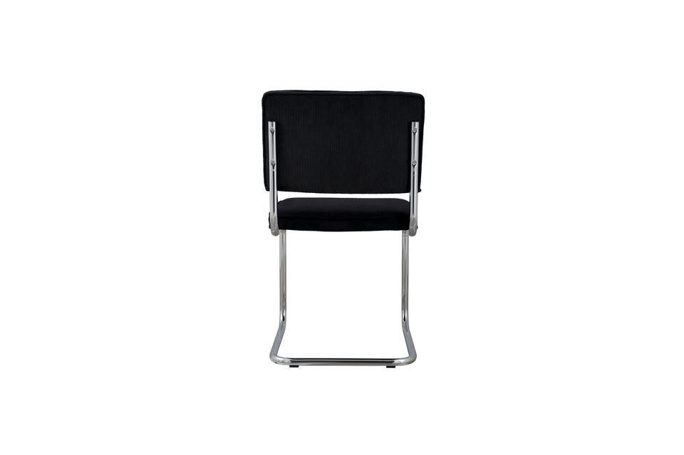 Stuhl Ridge Rib schwarz - 6