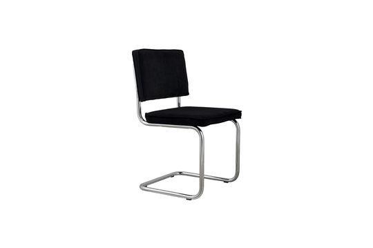 Stuhl Ridge Rib schwarz ohne jede Grenze