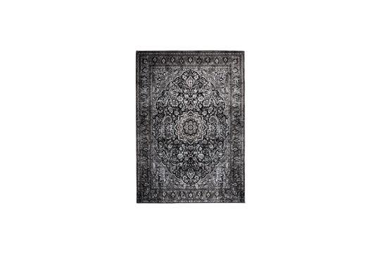 Teppich Chi Schwarz 160X230 ohne jede Grenze