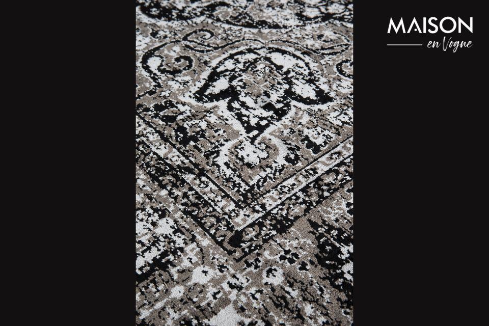Teppich Chi Schwarz 160X230 - 11