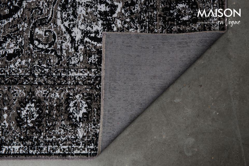 Teppich Chi Schwarz 160X230 - 13