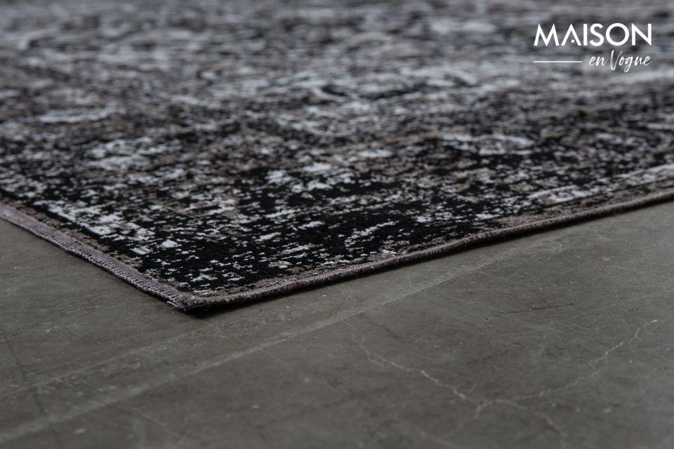 Teppich Chi Schwarz 160X230 - 14