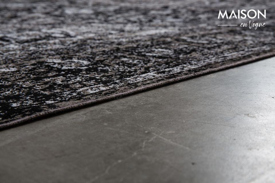 Teppich Chi Schwarz 160X230 - 15