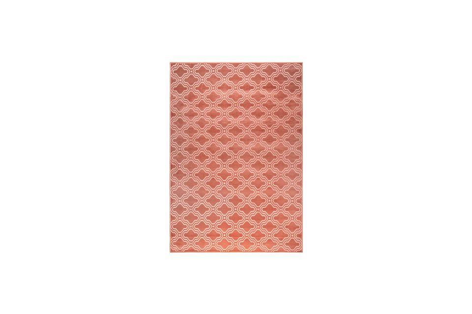 Teppich Feike 160X230 Rosa White Label