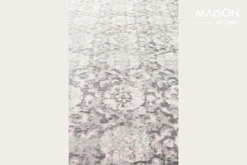 Teppich Malva 200X300 Hellgrau - 7
