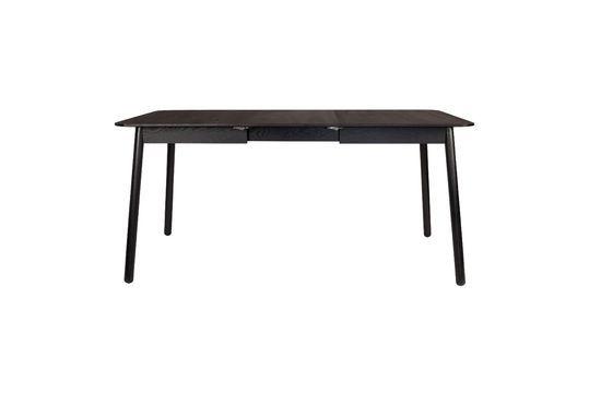 Tisch Glimps 120 162x80 schwarz ohne jede Grenze