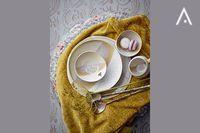 Tischdecken und Stoffservietten Bloomingville