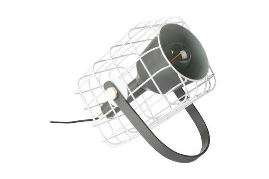 Tischlampe Cage weiß ohne jede Grenze