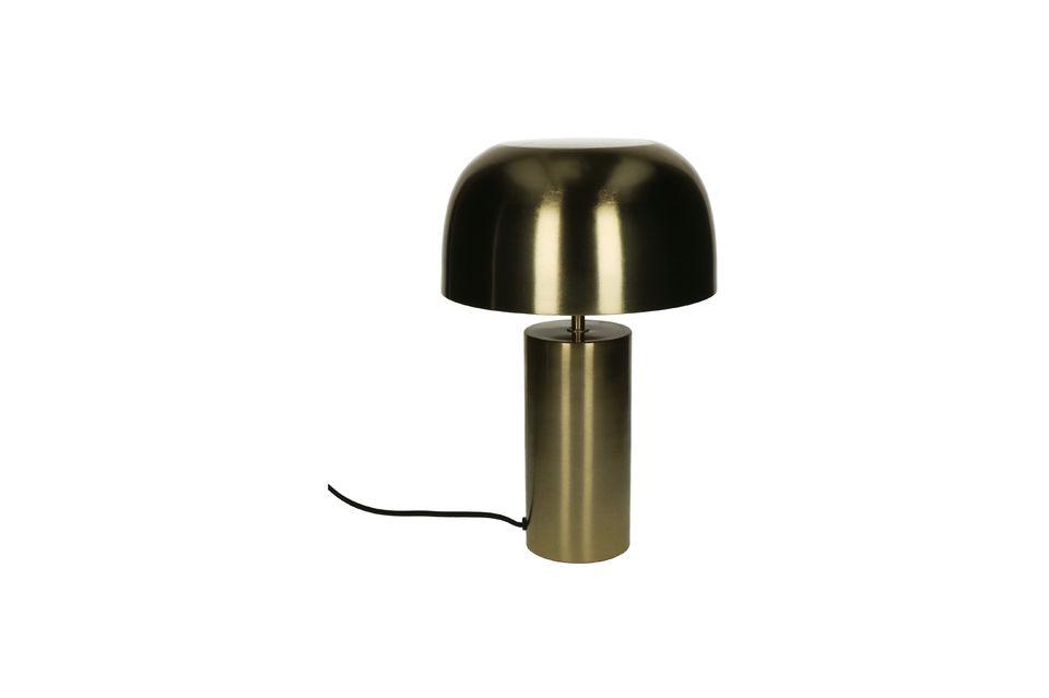 Tischlampe Marti Gold Pomax