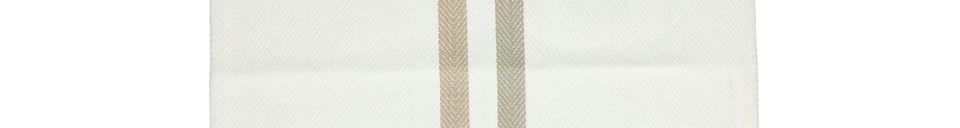 Materialbeschreibung Tizia-Platzdecken aus Baumwolle