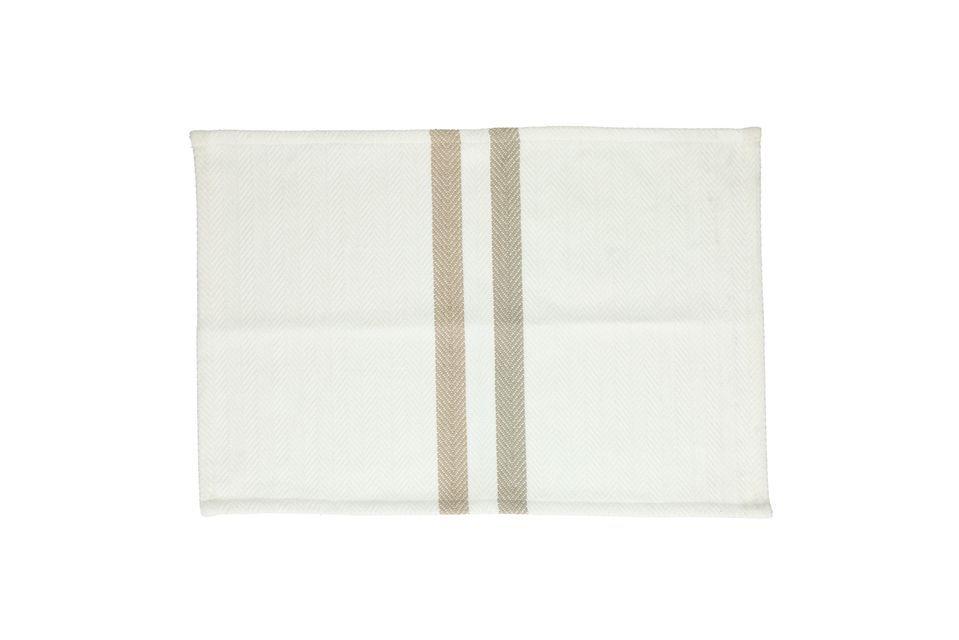 Tizia-Platzdecken aus Baumwolle Pomax