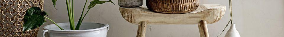 Materialbeschreibung Weiße Baumwoll-Tagesdecke Laval